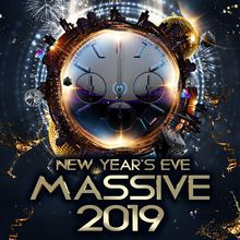 NYE Massive 2019 Parc 55 Hilton Union Square - San Francisco New Year's Eve