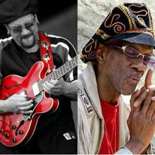 Icons of Funk feat. Leo Nocentelli, Bernie Worrell, Bill The Buddha Dickens & Adrian Harpham