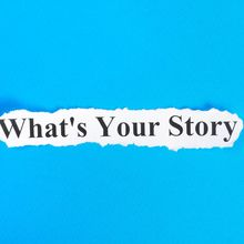 Your Story versus Your Brand