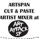 Artist Mixer: Cut & Paste Community Collage