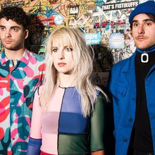 Paramore: The After Laughter Summer Tour