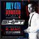 Flight Fridays   4th of July w/ DJ Shift