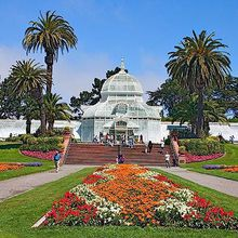 September Sound Meditation at the Conservatory of Flowers