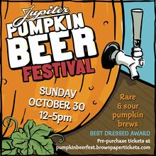 Pumpkin Beer Festival