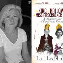 LORI LEACHMAN at Books Inc. in The Marina