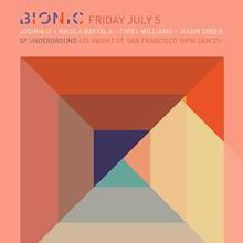 Bionic Official Launch Party: Joshua Iz, Nikola Baytala, Jason Greer, Tyrel Williams