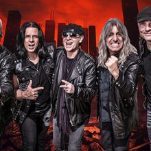Scorpions with Special Guest Megadeth