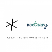 Asterisk x Noctuary at The Loft