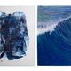 'Rejoined: Waves' by Kathleen Posada Weber and Stephen Finkin: Opening Reception
