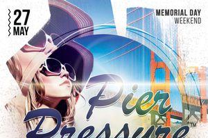Pier Pressure SF – Memorial...