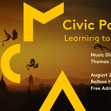 Civic Pops Concert - Learning to Fly