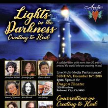 Lights in the Darkness-50+ Artists Creating to Heal! December 16th