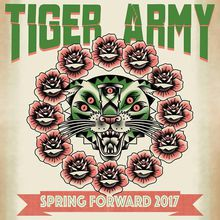 Tiger Army w/ Tijuana Panthers, Gamblers Mark