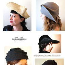 Hat Making Workshops 2014