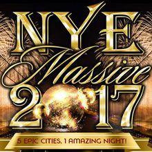 NYE Massive 2017 - Union Square