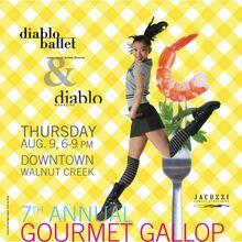Diablo Ballet's 8th Annual Gourmet Gallop