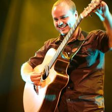 Andy McKee with Janet Noguera