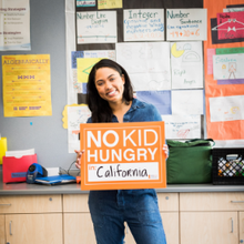 Honoring Ayesha Curry: A Family Celebration to Support No Kid Hungry