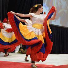 First Friday Fiesta: Danza Venezuela Bay Area