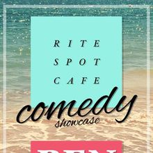Free Comedy at Rite Spot