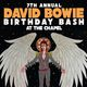 David Bowie Birthday Bash with The First Church of the Sacred Silversexual