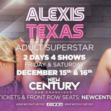 Alexis Texas @ New Century SF!