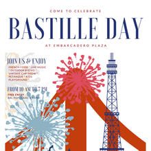 Bastille Day SF 2018