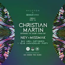 Christian Martin (Dolby Atmos Set)