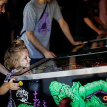 24-Hour Pinball Battle for the Kids fundraiser