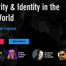 """Drink and networking reception """"APIdays SF : Security and Identity in the API World"""""""