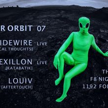 DTE Inner Orbit 07 | Guidewire LIVE / Exillon LIVE