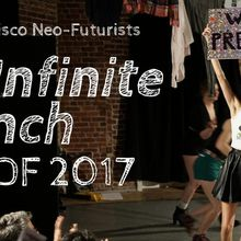 The San Francisco Neo-Futurists present The Infinite Wrench: Best of 2017