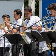 Yerba Buena Gardens Festival Presents Latin Jazz Youth Ensemble of San Francisco