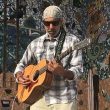 live tunes with karaj (acoustic folkin' rock)