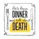 Let's Talk About Death, an evening with Michael Hebb and friends