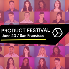 Product Festival SF 2017