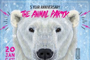 The Animal Party 5 Year Ann...