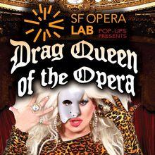 Sf Opera Lab Pop-Up: Halloween Edition!