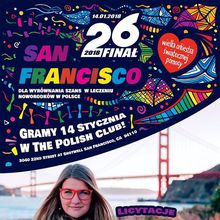 Wielki Fina? / Grand Finale of WOSP San Francisco