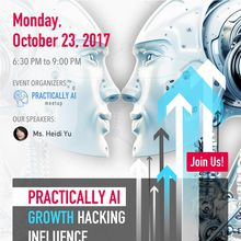 Practically AI - Growth Hacking Influence @ Google Launchpad