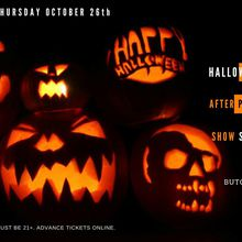 Halloween Comedy Special + After Party/Costume Contest @ El Rio