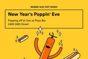 BFF.fm's New Year's POPpin'...