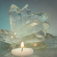 Monthly Crystal Meditation - March Crystal: LABRADORITE