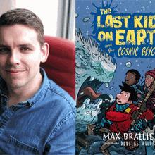 MAX BRALLIER at Books Inc. Palo Alto