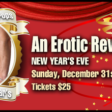 When The Ball Drops - New Year's Eve at the Nob Hill Theatre