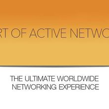 THE ART OF ACTIVE NETWORKING, SAN FRANCISCO Sept 11th, 2017