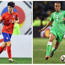 SOUTH KOREA vs. ALGERIA 2014 World Cup at Jake's Steaks