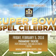 Super Bowl Gospel Celebration