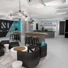The Zenni Eyewear Lounge