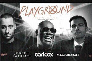 Carl Cox & Joseph Capriati